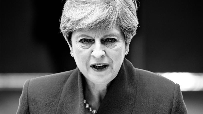 Wahl Großbritannien Theresa May