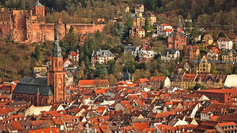 Wahlkampf in Frankreich: Heidelberg