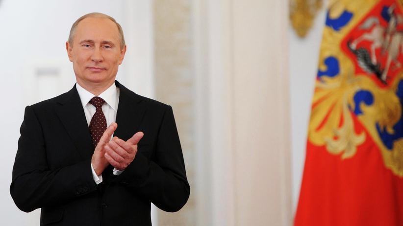 Wirtschaftswachstum: Russlands Fassade glänzt
