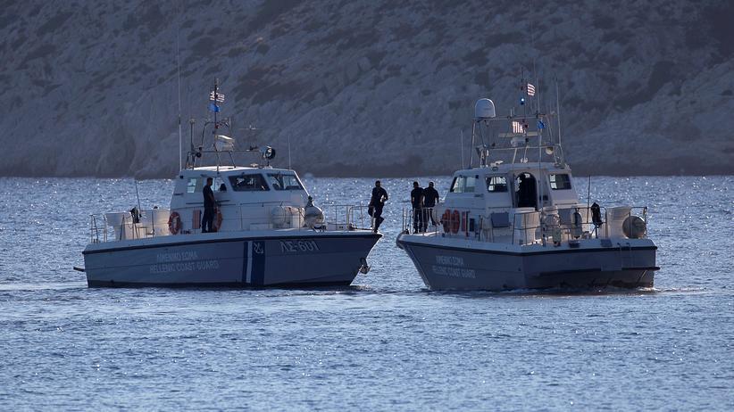 Ägäis: Griechische Küstenwache schießt auf türkisches Frachtschiff