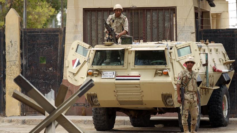 Sinai: Zahlreiche Tote bei Angriff in Ägypten