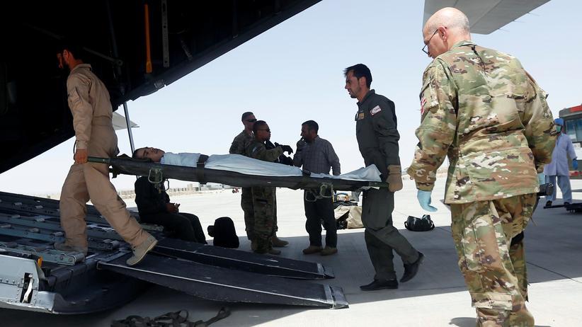 Afghanistan: Mehr als 20 Soldaten bei Talibanangriff getötet