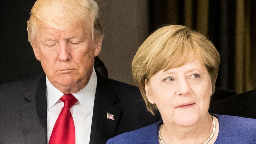 G20-Gipfel: Treffen sich zwei Anführer der freien Welt