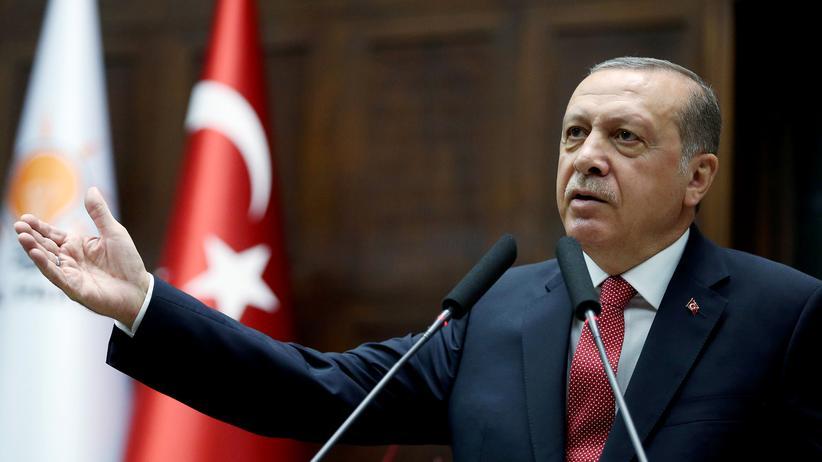 Türkei: Erdoğan wirft Deutschland Spionage vor