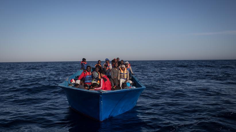 """Flüchtlinge: """"Es ist unverantwortlich, Italien im Stich zu lassen"""""""