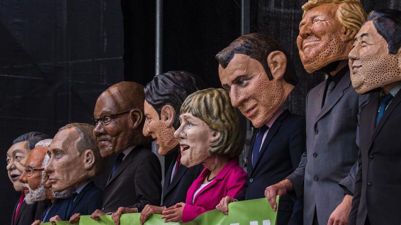 G20-Staats- und Regierungschefs: Eine Physikerin, fünf Unternehmer und einige Shootingstars