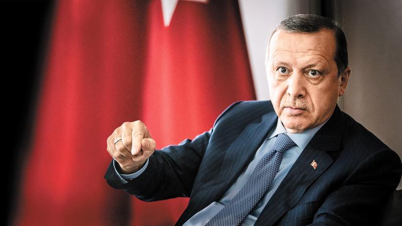 G20-Treffen: Der türkische Staatspräsident Recep Tayyip Erdoğan