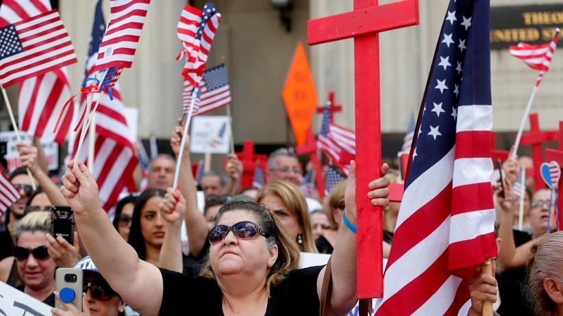 US-Justiz: Richter stoppt Abschiebung von 1.400 Irakern