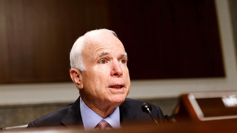 US-Senat: McCain beteiligt sich an Votum über Gesundheitsreform