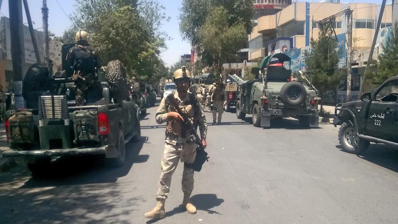 Kabul: Anschlag auf irakische Botschaft in Kabul