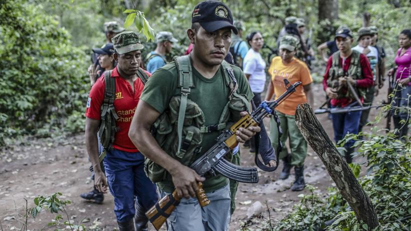 Kolumbien: Neue UN-Mission soll Farc-Rebellen reintegrieren