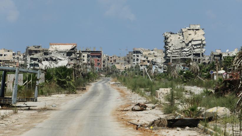Libyen: Im Labyrinth libyscher Fronten