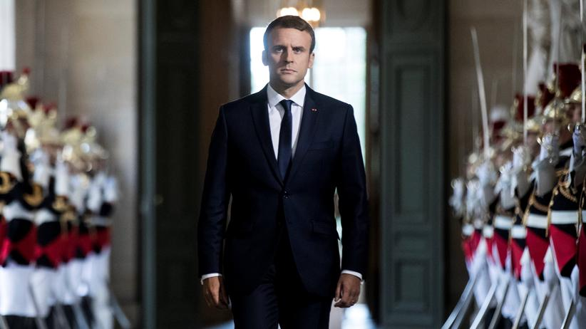 Frankreich: Macron kündigt Umbau des Staates an