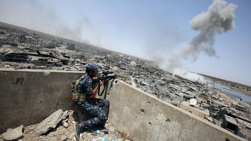 """""""Islamischer Staat"""": Mossuls Eroberung ist nicht der Anfang vom Ende"""