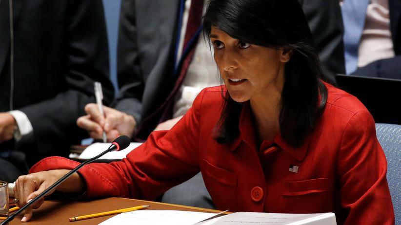 USA notfalls zu militärischer Gewalt bereit