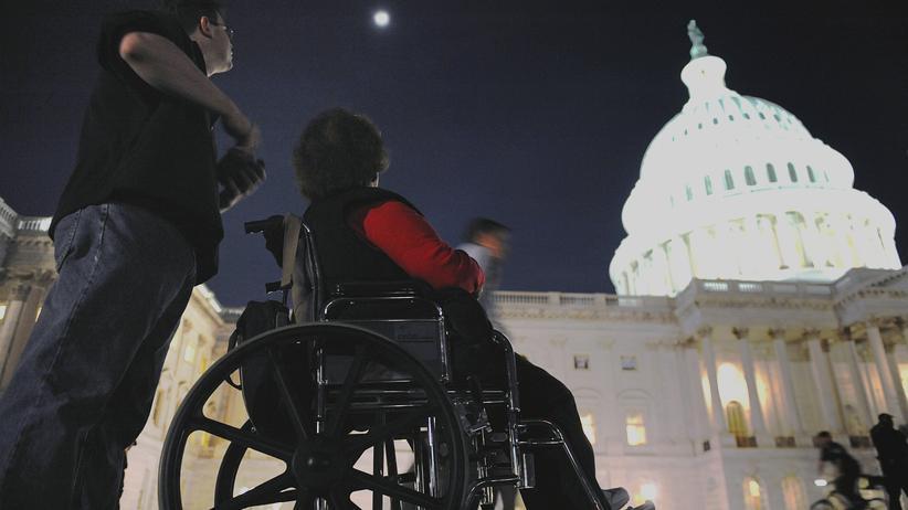Obamacare: US-Republikaner wollen Gesundheitsreform vor der Sommerpause