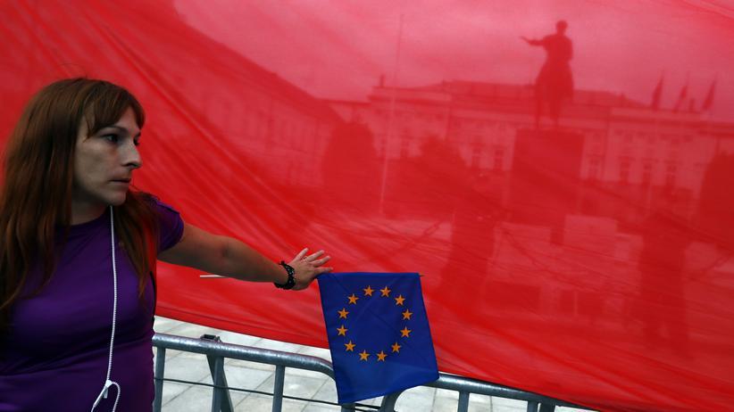 EU-Kommission droht Polen wegen Justizreform