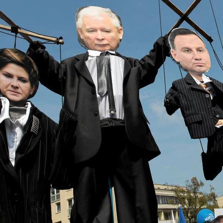 Polen: Die Autokratisierung findet im Stillen statt