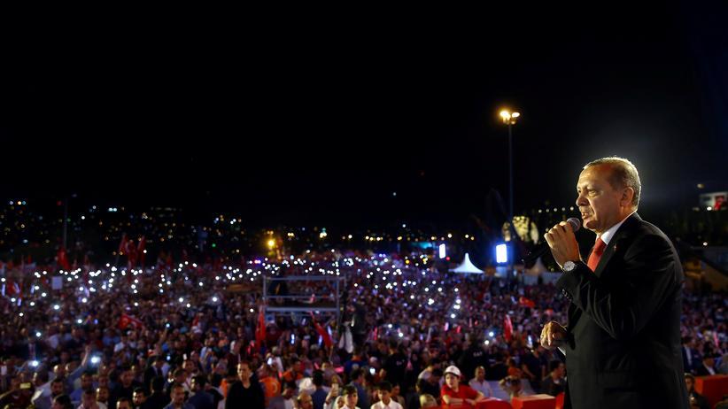 """Türkei: """"Wir werden diesen Verrätern den Kopf abreißen"""""""