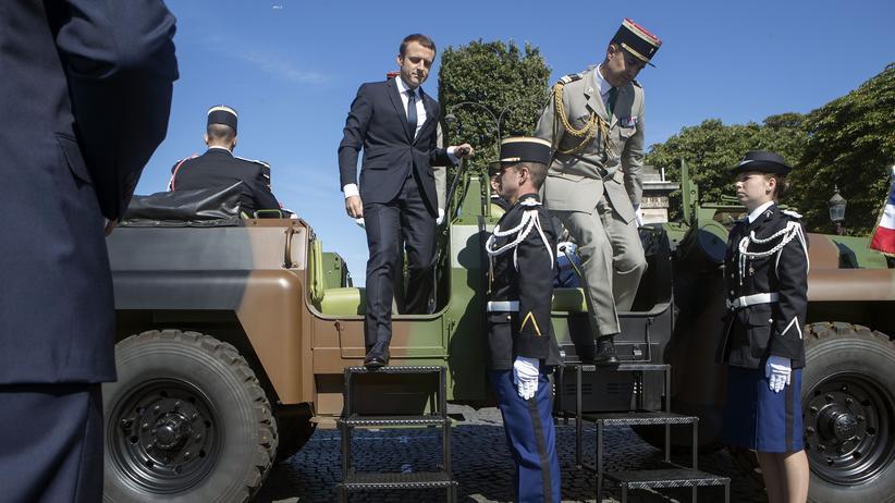 Pierre de Villiers: Französischer Generalstabschef tritt im Streit mit Macron zurück