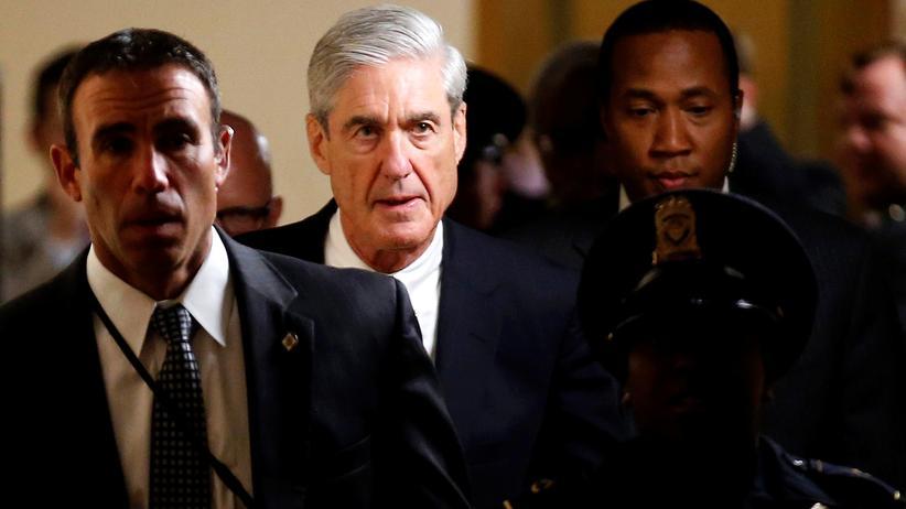 USA: Trump wirft Russland-Ermittlern Interessenkonflikt vor