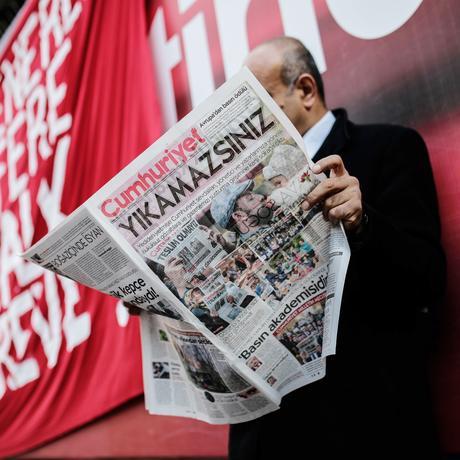 Türkei: Nur ein falsches Wort