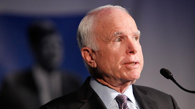 USA: Hirntumor bei John McCain festgestellt