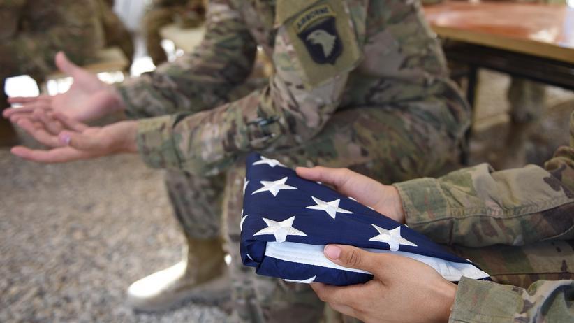 USA Militär Transgender
