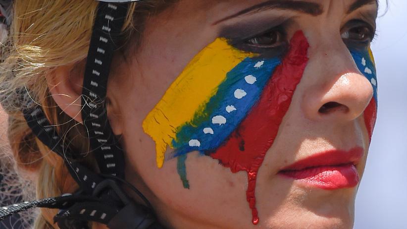 Venezuela: Zahl der Toten bei Massenprotesten steigt auf 90