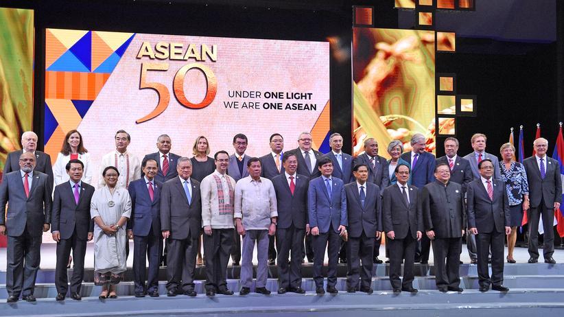 Asean: Schwach und doch wichtig