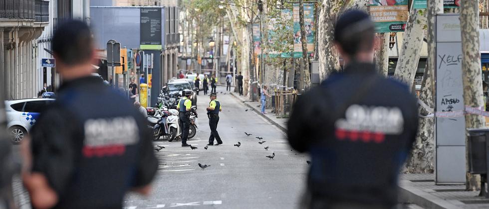 """Terroranschlag In Spanien: """"In Tiefer Trauer Bei Den"""