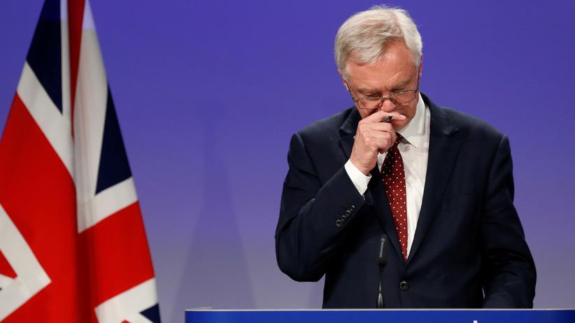 Brexit: Großbritannien veröffentlicht Brexit-Positionen
