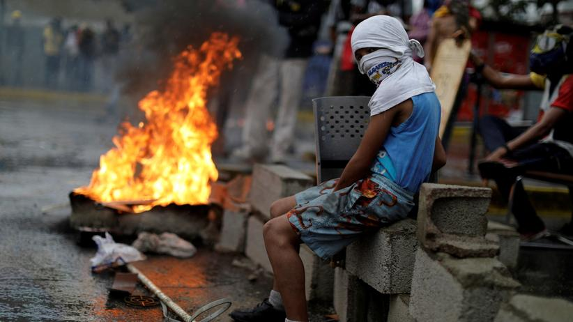 Venezuela: Maduro kündigt hartes Vorgehen gegen Oppositionelle an