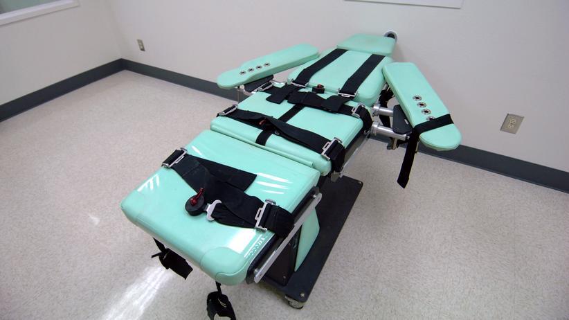 USA: Florida verwendet nicht erprobte Giftspritze bei Hinrichtung