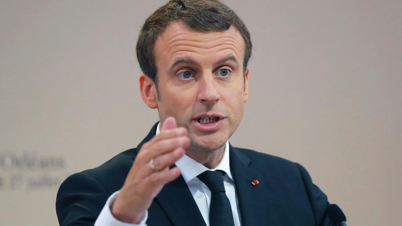 Frankreich: Parlament ermöglicht Macrons Arbeitsmarktreform