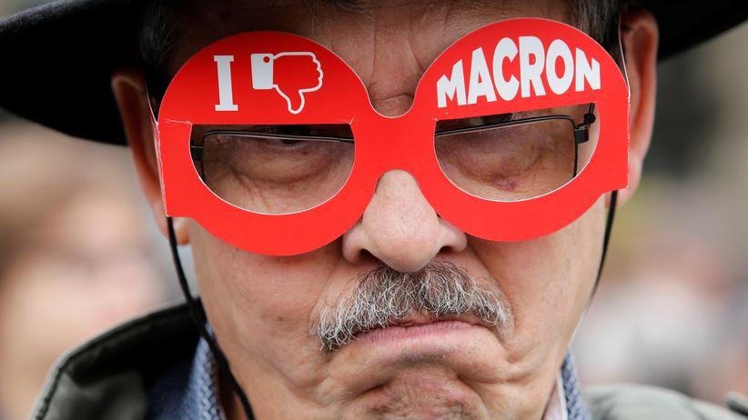 Frankreich: Frankreichs Linke sucht den heißen Herbst