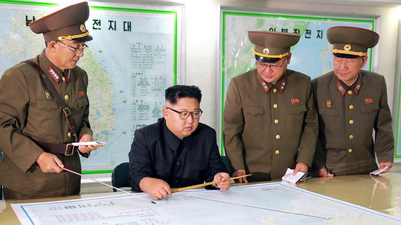 Nordkorea-Krise: Eine Drohung als Verhandlungsgrundlage