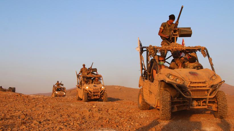 Nahost: Libanesische Armee greift IS an
