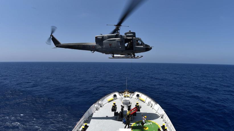 Italien Marine Libyen