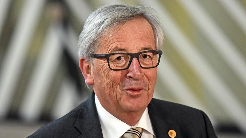 Jean-Claude Juncker, der Präsident der EU-Kommission