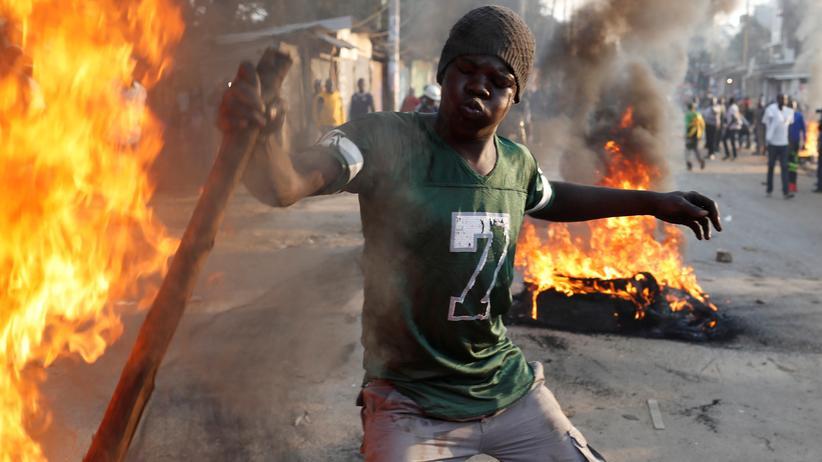 Präsidentschaftswahl: Tote bei Unruhen nach Wahl in Kenia