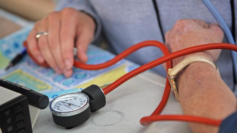 Donald Trump: Eine US-Krankenschwester bei der Arbeit