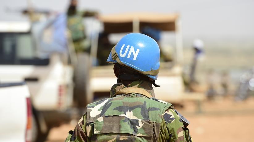 UN-Friedensmission: Tödlicher Angriff auf Blauhelmsoldaten in Mali