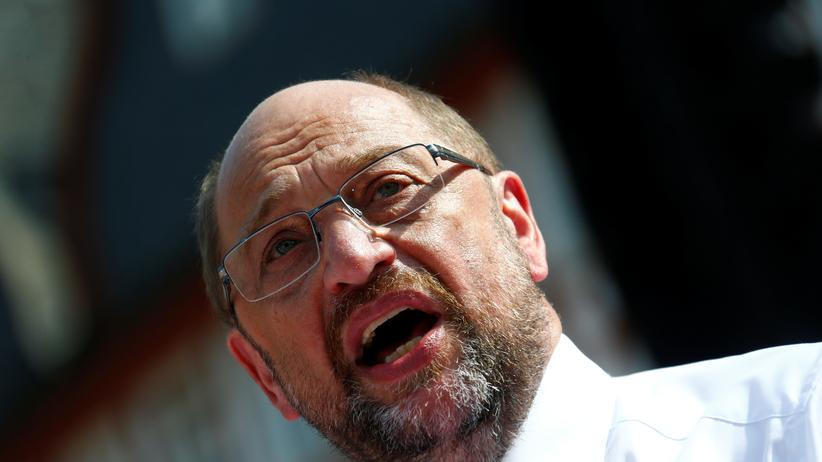 Türkei: SPD-Kanzlerkandidat Martin Schulz