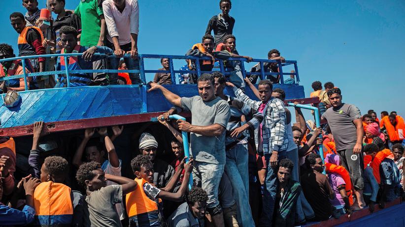 Migranten Italien Libyen