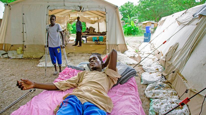 Pagak Südsudan