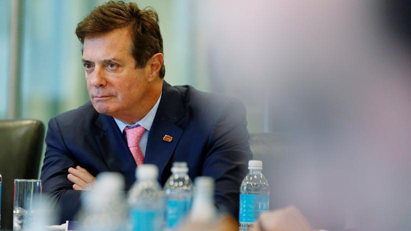 Paul Manafort: FBI durchsuchte Haus von Trumps früherem Wahlkampfmanager