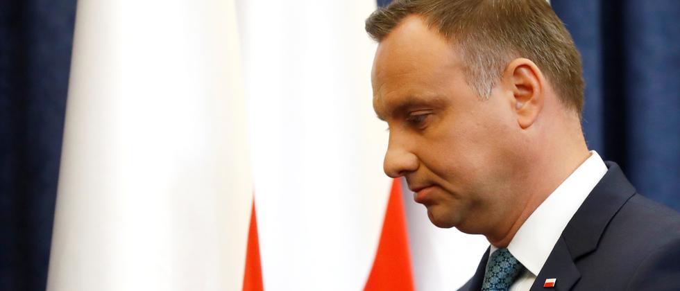 Polen: Umstrittene Justizreform tritt in Kraft