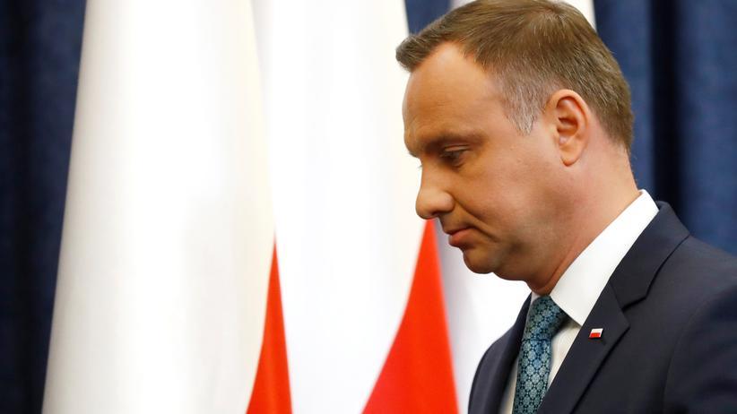 Polen: Polens Präsident Andrzej Duda