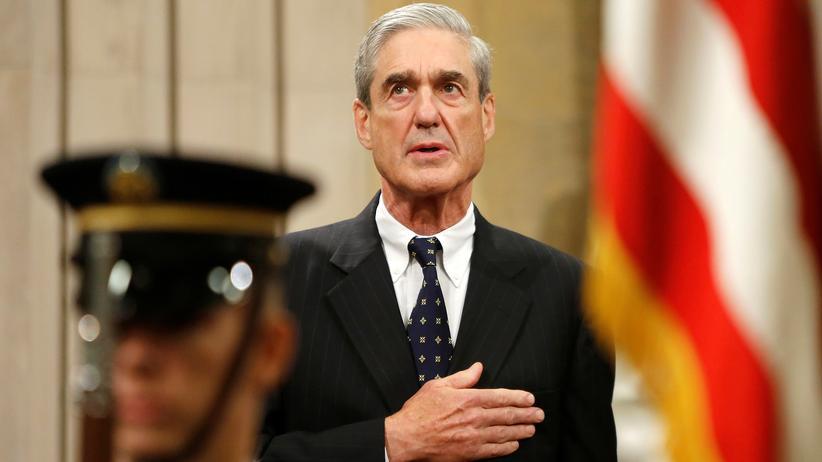 Russland-Affäre: Sonderermittler Robert Mueller erhöht in der Russland-Affäre den Druck auf US-Präsident Donald Trump.